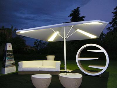 parasol professionnel pour terrasse de bar restaurant. Black Bedroom Furniture Sets. Home Design Ideas